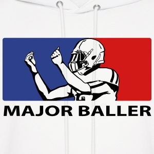 MAJOR BALLER Hoodies - Men's Hoodie