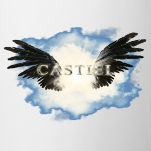 castiel fallen6 Bottles & Mugs - Coffee/Tea Mug