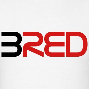 bred 2 sneaker design T-Shirts - Men's T-Shirt