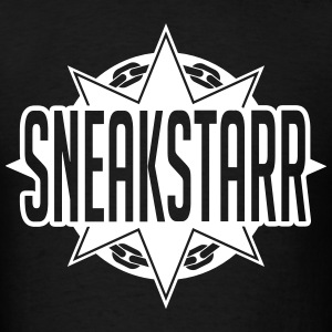 sneak starr sneakerhead graphic T-Shirts - Men's T-Shirt