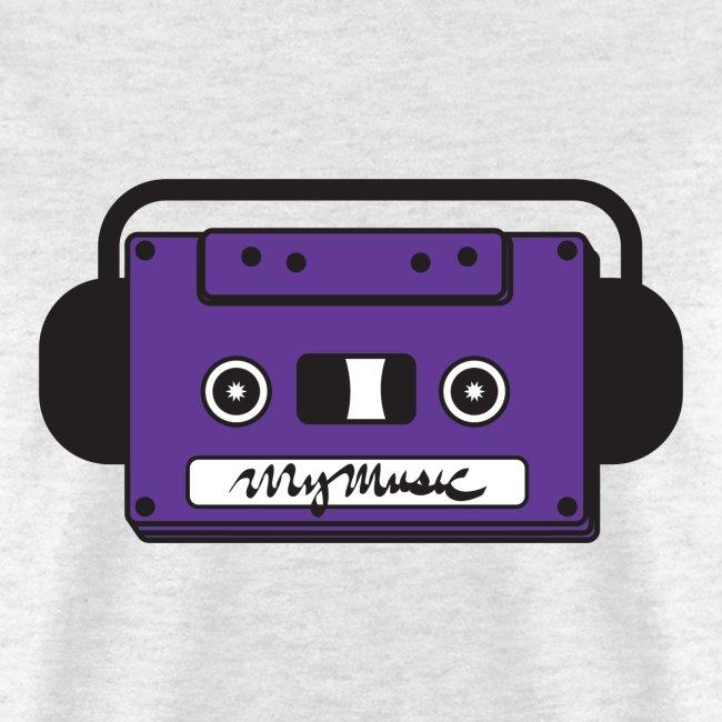 MyMusic Cassette Face (Men's)