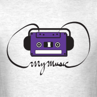 Design ~ MyMusic Ribbon (Men's)