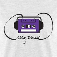 Design ~ MyMusic Ribbon (Men's)