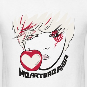 Heartbreaker [G-dragon] T-Shirts - Men's T-Shirt