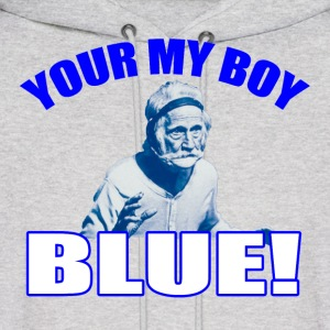 MY BOY BLUE Hoodies - Men's Hoodie