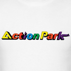 Action Park T-Shirt - Men's T-Shirt
