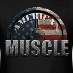 AMERICAN MUSCLE T-Shirts