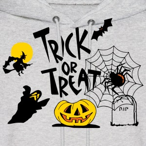 TRICK OR TREAT Hoodies - Men's Hoodie