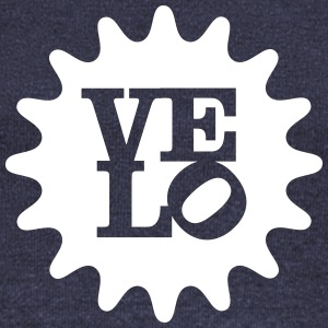 Velo Love Long Sleeve Shirts - Women's Wideneck Sweatshirt
