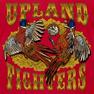 upland_fighters T-Shirts - Men's T-Shirt by American Apparel