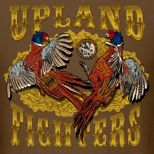 upland_fighters T-Shirts - Men's T-Shirt
