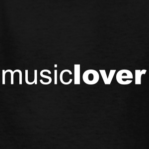 Music Lover - Kids' T-Shirt