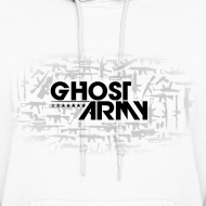 Design ~ Women's Ghost Army pullover hoodie