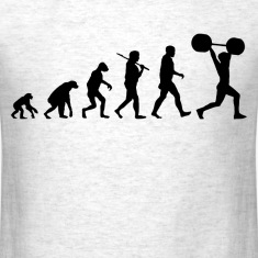evolution of weightlifting