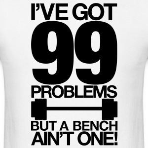 99 Problems LolClothing T-Shirts - Men's T-Shirt