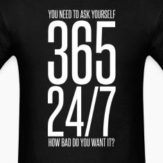 How Bad Do You Want It? LolClothing T-Shirts