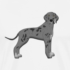 Great Dane 1 T-Shirts