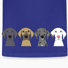 Four Great Dane Heads Baby & Toddler Shirts