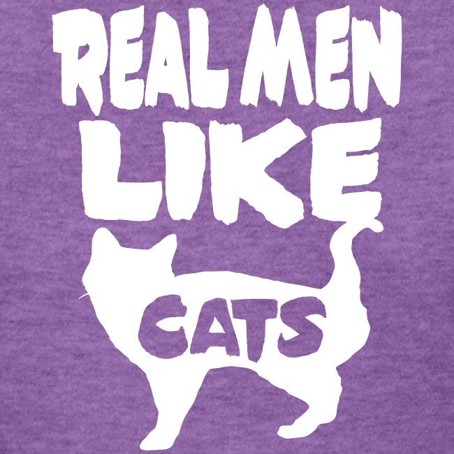 Real Men Like Cats