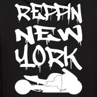 Design ~ S&S REPPIN NEW YORK WHITE