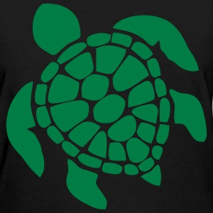 Sea Turtle Women's T-Shirts - Women's T-Shirt