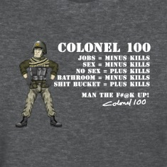 Colonel 100 Hank & Jed Women's T-Shirts
