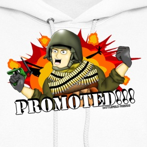 Promoted! Hank & Jed Hoodies - Women's Hoodie