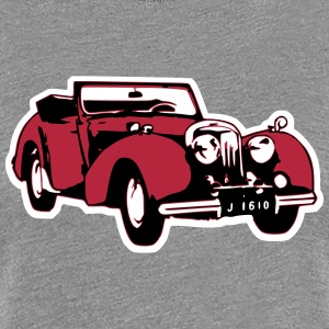 Roadster (3 colors) Women's T-Shirts - Women's Premium T-Shirt