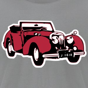 Roadster (3 colors) T-Shirts - Men's T-Shirt by American Apparel