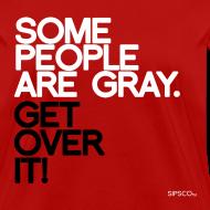 Design ~ Gray Pride - Women's Tee