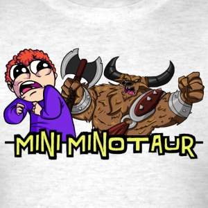 Mini Minotaur Tobuscus T-Shirts - Men's T-Shirt