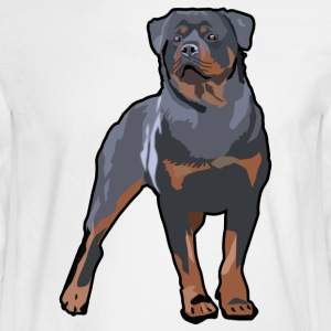 Rottweiler - Men's Long Sleeve T-Shirt