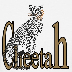 Cheetah - Women's T-Shirt