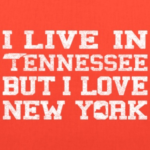 Live Tennessee Love New York Bags & backpacks - Tote Bag