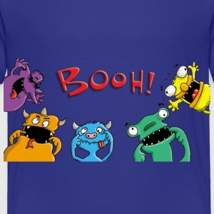 little_monsters_b_102013 Baby & Toddler Shirts - Toddler Premium T-Shirt