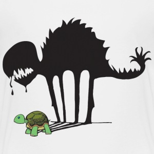 Monster Turtle Baby & Toddler Shirts - Toddler Premium T-Shirt