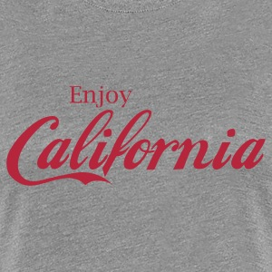 Enjoy California Women's T-Shirts - Women's Premium T-Shirt