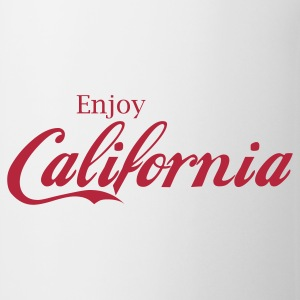 Enjoy California Bottles & Mugs - Coffee/Tea Mug