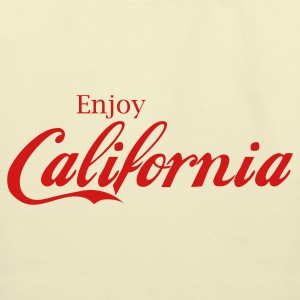 Enjoy California Bags & backpacks - Eco-Friendly Cotton Tote