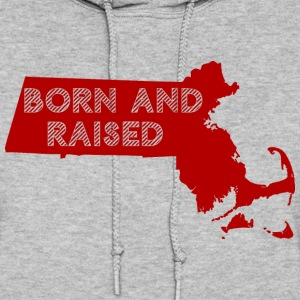 Born and Raised Hoodies - Women's Hoodie