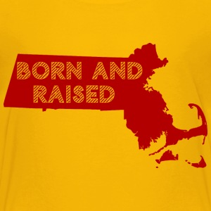 Born and Raised Baby & Toddler Shirts - Toddler Premium T-Shirt