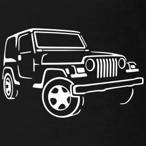 Jeep 4x4 - Jeep Offroad - T Shirt - Toddler Premium T-Shirt