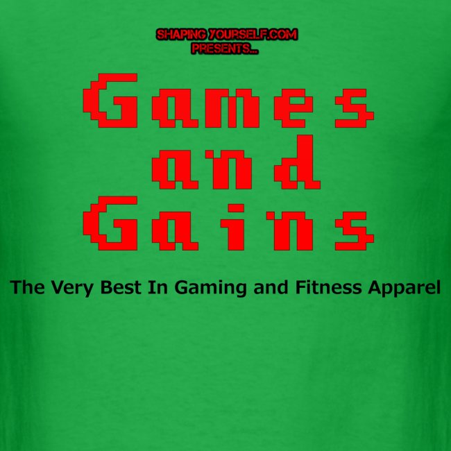 Games and Gains