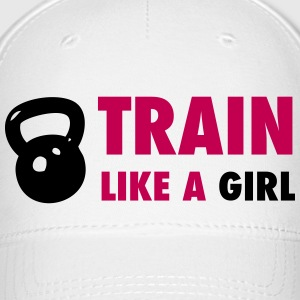 Train Like A Girl - Caps - Baseball Cap
