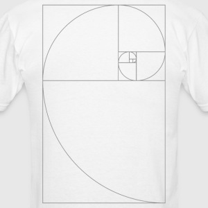 Fibonacci_Blocks - Men's T-Shirt