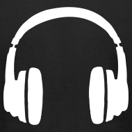 Design ~ DJ T-Shirt with Headphones
