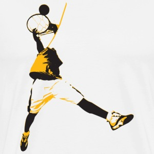 Basketball - Sports - Athlete - Team T-Shirts - Men's Premium T-Shirt