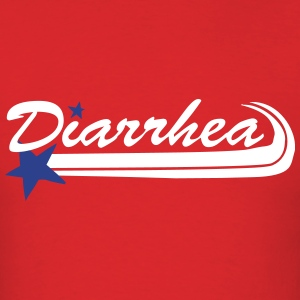 Diarrhea T-Shirts - Men's T-Shirt