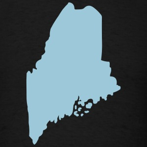 State of Maine T-Shirts - Men's T-Shirt