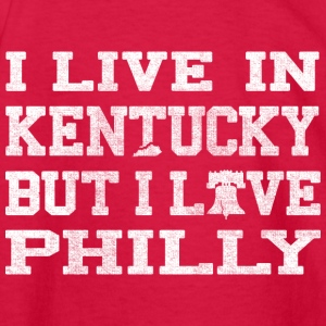 Live Kentucky Love Philly - Kids' Long Sleeve T-Shirt